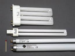 Binnenhuisverlichting - Fluorescentielampen - Buislampen - TL lampen