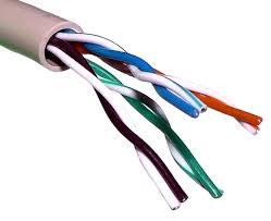 Netwerkbekabeling (Koper), UTP kabel